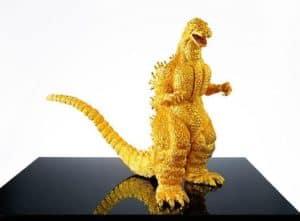 Gold Godzilla