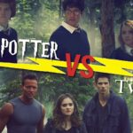 Harry Potter vs Twilight Dance Battle