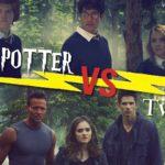 Harry Potter vs Twilight Dance Battle