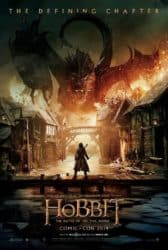 The Hobbit: The Battle of the Five Armies - Poster