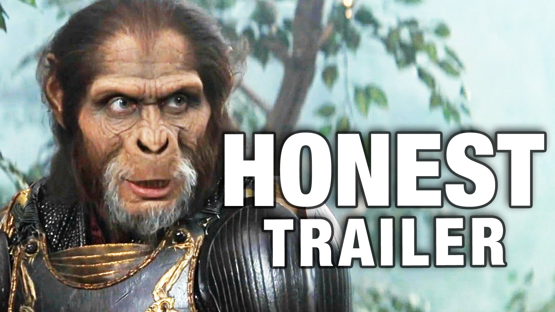 Honest Trailers – Planet of the Apes (2001)