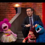 John Oliver explained with dolls the status of American prisons