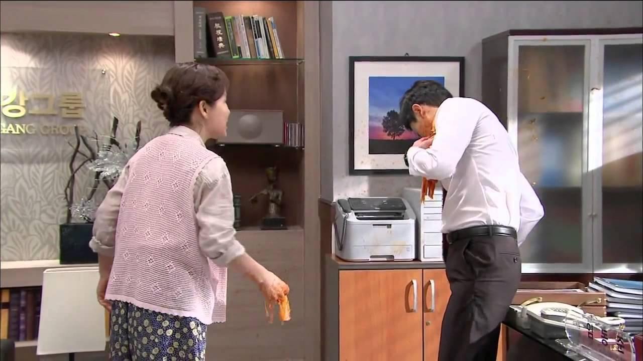 slapping korea