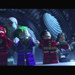 Lego Batman 3: Beyond Gotham – Støbt Trailer