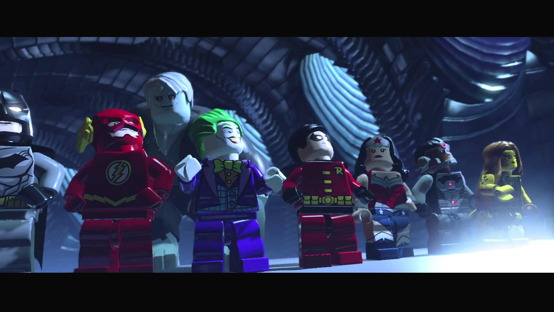 Lego Batman 3: Beyond Gotham Cast Trailer
