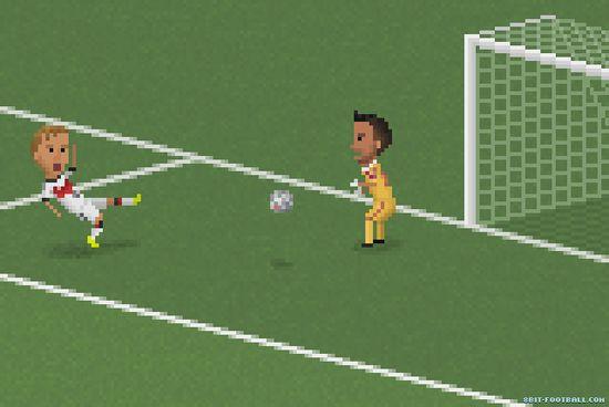 Mario Götze - Treffer zur Deutschen Weltmeisterschaft