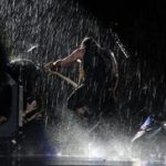 Ride The Lightning: Flash et Metallica à Bâle St. Jakob-Park, L'examen de concert