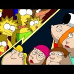 Simpsons vs. Griffins