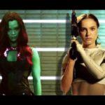 Galaxy Stil Star Wars im Guardians