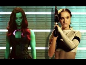 Star Wars im Guardians of the Galaxy Style