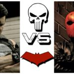 Super Power Down Beat: Red Hood vs. Punisher