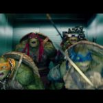 Teenage Mutant Ninja Turtles zum Remolque canción: Shell Shocked