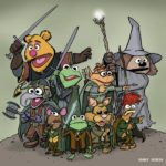 Fellowship of Muppets