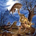 Luna llena – y comienza la batalla