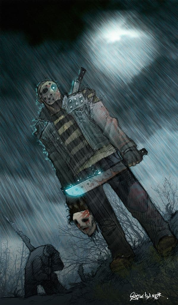 Jason vs Michael Myers