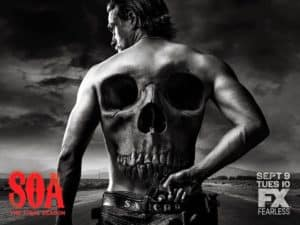 Sons of Anarchy 7. Trailer und Staffel Poster