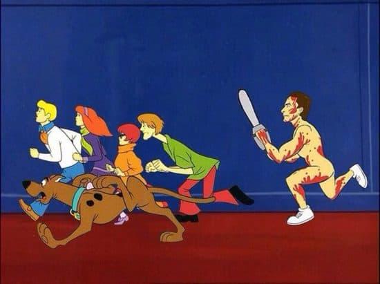 Scooby-Doo American Psycho