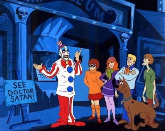 Scooby-Doo Captain Spaulding