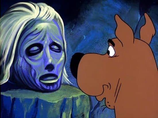Scooby-Doo Head