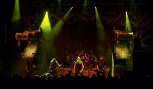 Amon Amarth metal im-Walhalla