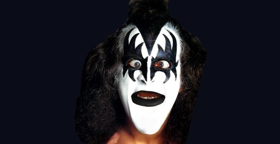 KISS, Put your guitar down!