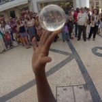 GoPro: Crystal Ball Street Performer