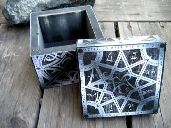 Hellraiser Aufbewahrungsbox