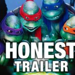"Ã""rlig Trailers: Teenage Mutant Ninja Turtles 2 – Hemligheten av Ooze"