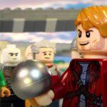Lego Gardiens de la remorque Galaxy