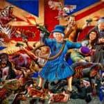 A Família Real vs os outros mortos