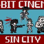 8-Bit Sin City als Video Game