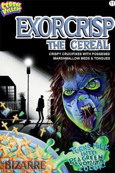 Cereais from the Crypt - Hoje: Exorcrisp o Cereal