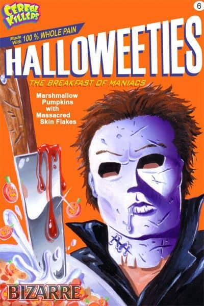 Cereais from the Crypt - Hoje: Halloweeties