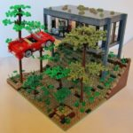 Ferris Bueller Lego: Du dræbte The Car