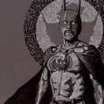 Tumma Knife: Scythe als Batman