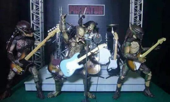 Predator Band