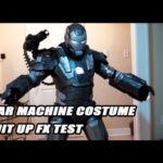 Amazing War Machine Costume