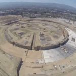 Apple's UFO-landing pad