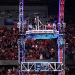 Crüecifly: Tommy Lee on the roller coaster, headfirst, the drum solo