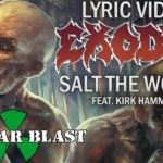 DH: Sal La Herida – Éxodo hazaña. Kirk Hammett