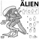 Nyt i IKEA: Alien