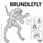 New at IKEA: Brundlefly