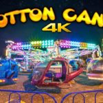 Kirmes Timelapse – Cotton Candy 4K