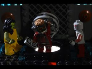 Lego Guardians of the Galaxy: Star-Lord's Mix Tape