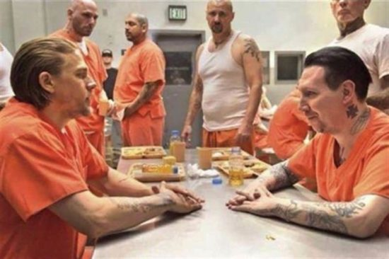 Marilyn Manson ALS Neo-nazi's