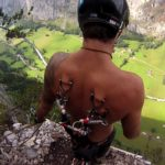 Minha Mente РSuspenṣo Base Jumping