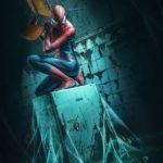 Homem-Aranha com aracnofobia