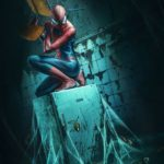 Spider-Man avec arachnophobie