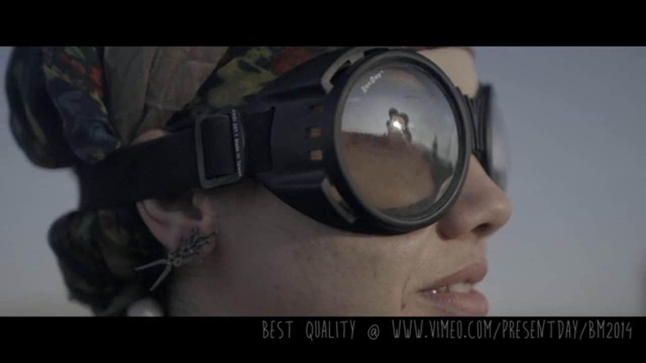 Time Shifts at Burning Man 2014