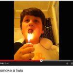 Jak palić Twix